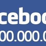 Facebook : 1 milliard d'utilisateurs dans le monde