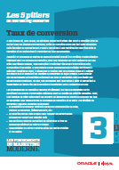 Les 5 piliers du marketing moderne : Le taux de conversion