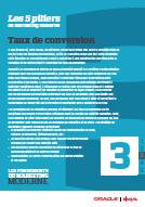 Les 5 piliers du marketing moderne : Le taux de conversion