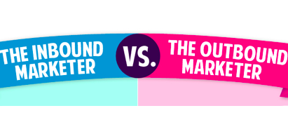 Définition : Inbound vs Outbound marketing