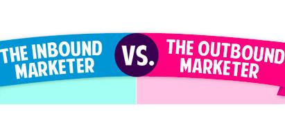 Définition : Inbound vs Outbound marketing