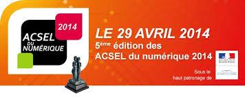 Acsel du numerique Edition 2014
