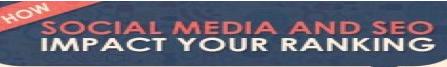 L'impact du social media et du SEO sur le classement d'un site