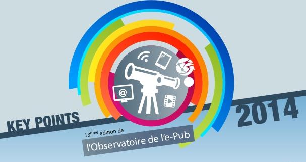 Les chiffres de l'E-Pub en 2014