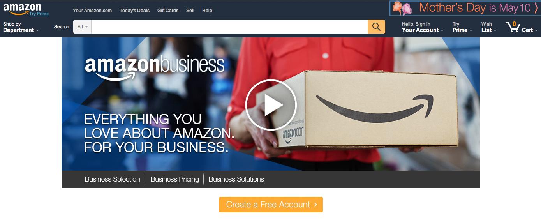 Amazon-business-market-place-B2B