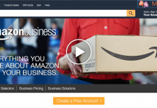 Amazon Business la nouvelle place de marché B2B