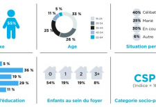 Qui utilise Twitter en France ?