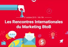 Les rencontres internationales du marketing B2B
