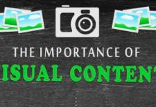Content marketing : n'oubliez pas le pouvoir des visuels