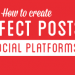 Social media : the perfect check list