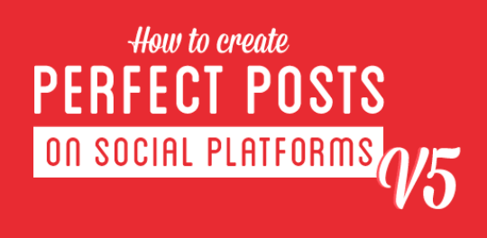 social-media-the-perfect-check-list