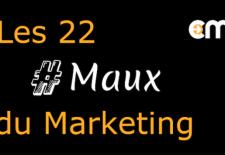 Les 22-mots du marketing