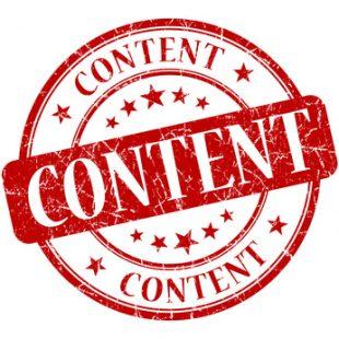 Content marketing : taille contenu