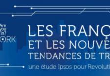 Les Francais et le télétravail
