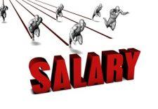 Salaires du numérique